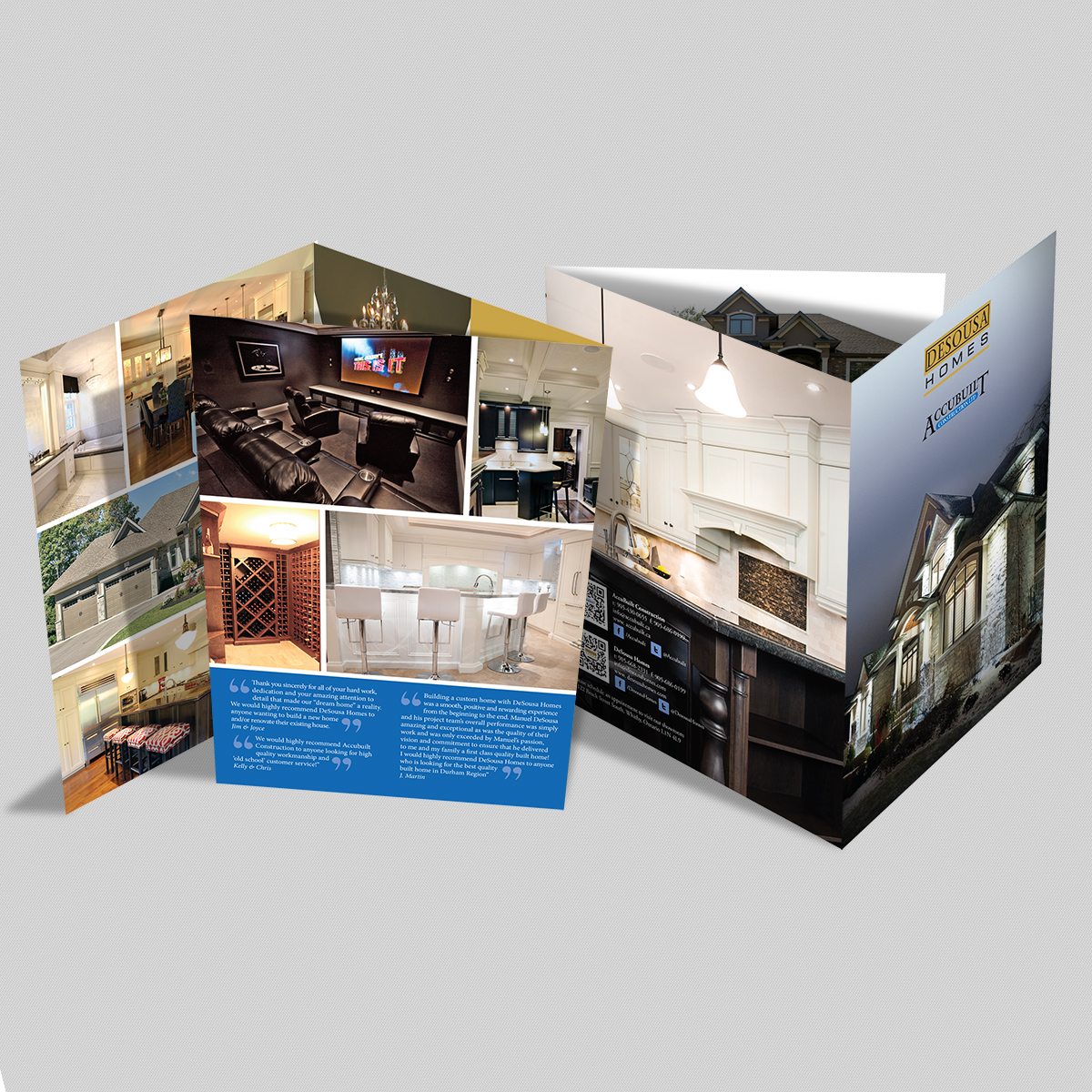 DeSousa Homes Brochure