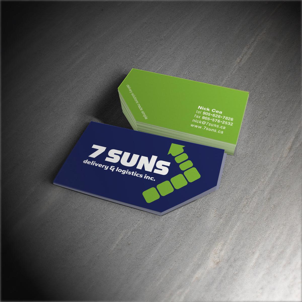 7 Suns - Cards