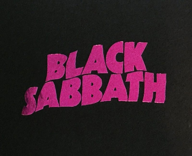Black Sabbath book